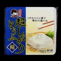 超しっかり豆腐 絹